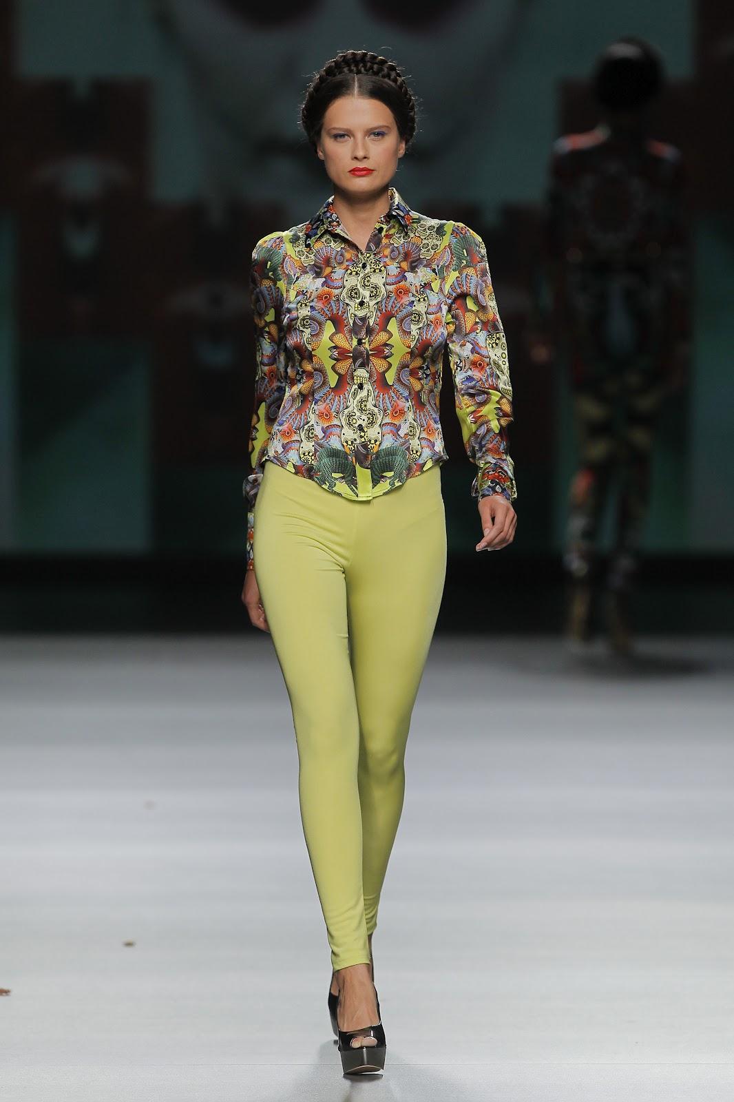 Fashion Studio Magazine: MAYA HANSEN SPRING/SUMMER 2013