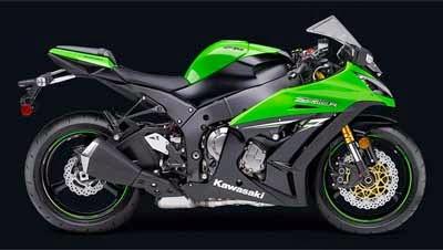 Gambar Kawasaki Ninja ZX-10R 2014
