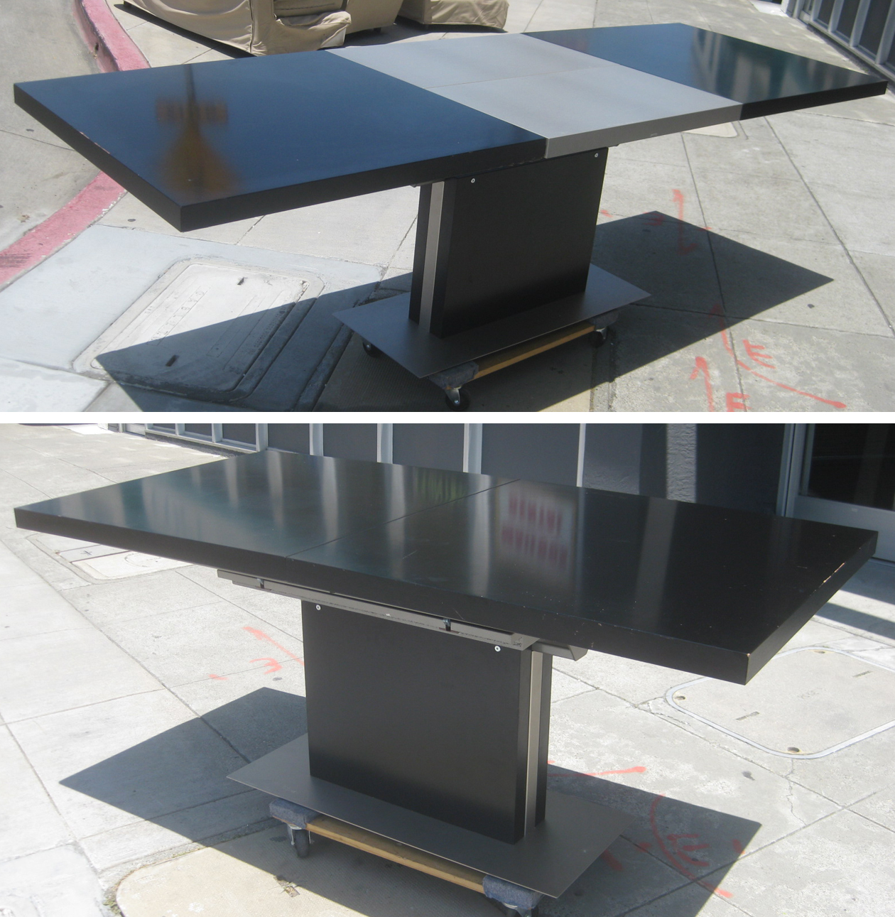 Uhuru Furniture Collectibles Sold Hi Tech Expandable