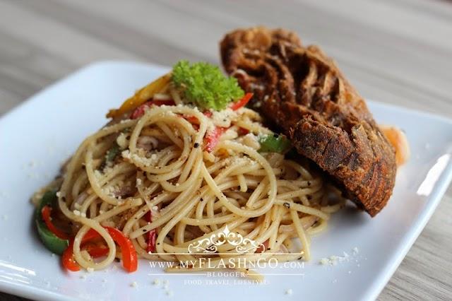 北海美食与休闲餐厅 | Paprika Cuisine 一家大小都适合的休闲餐厅