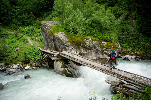 Trekking w Kaukazie