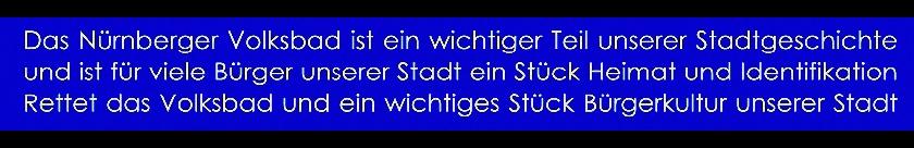 Identifikation - Volksbad