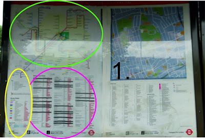 Londra-toplu-tasima-otobus-duragi-harita