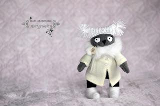 текстильная игрушка, сова, птица, игрушка