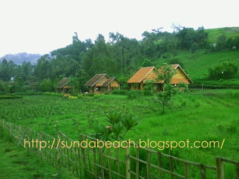 kebun mawar situhapa hotel and cottages garut west java indonesia