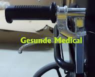 ukuran kursi roda