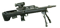 M89SR sniper rifle
