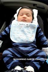 Baby Aaron 1 bulan