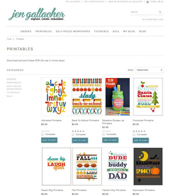 FREE and other Printables available through www.jengallacher.com!