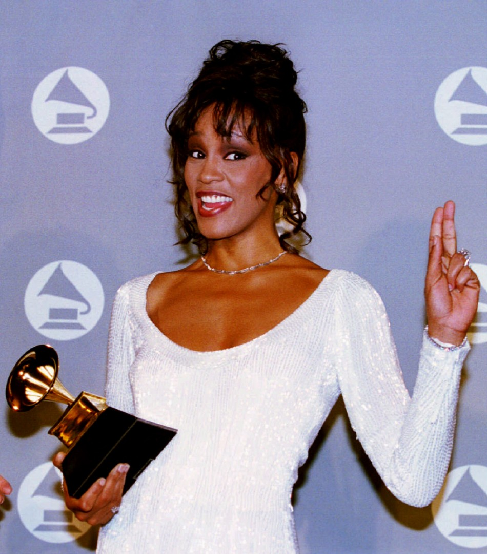 Thirty inspiration whitney houston during her 30s for The whitney