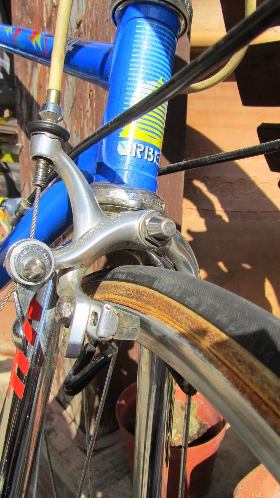 bicicleta orbea contrarreloj crono