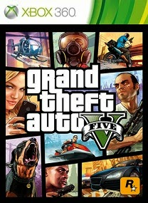 Grand Theft Auto V XBOX360-COMPLEX