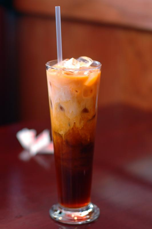Thai Tea Pudding Thai Iced Tea Recipe