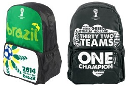 FIFA Laptop Backpacks – Flat 73% Off worth Rs.2500 for Rs.664 Only @ Flipkart
