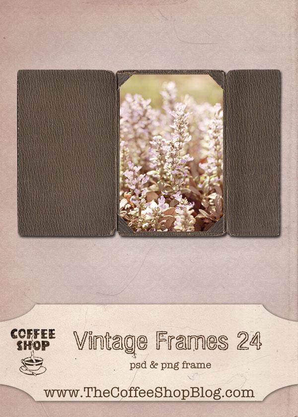 The CoffeeShop Blog: CoffeeShop Vintage Frames 24