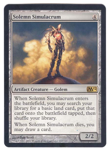 """[MTG] Getting Started With Magic The Gathering. Part 2 """"The Different Cards""""  M12-03-4"""