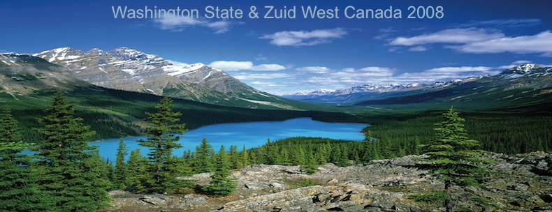 Washington State & Zuid West Canada