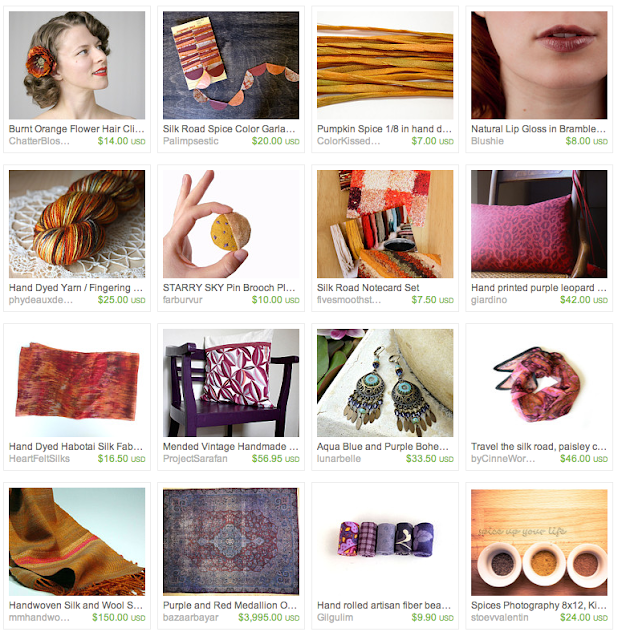 Spice Lovers Gift Guide on Etsy #fall #autumn #october #spice #gifts