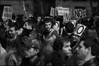 manifestacion valencia recortes