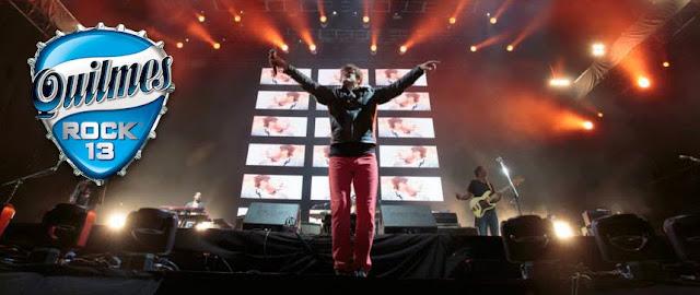 quilmes rock 2013, Ciro y Los Persas