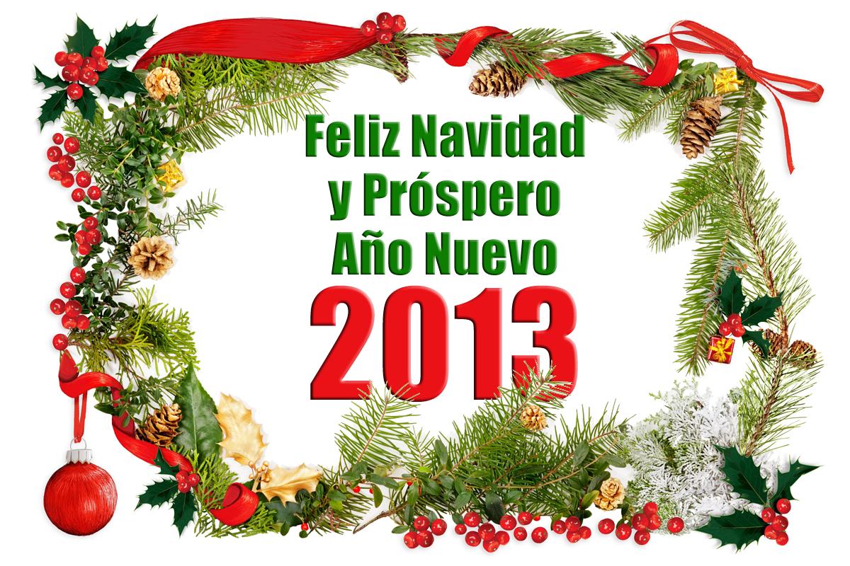 ... Imágenes Gratis: Feliz Navidad y Próspero Año Nuevo 2013 - Postales