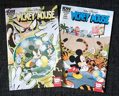 mickey mouse comics