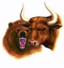 牛与熊之决斗!