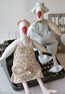 шитье, игрушки для декора
