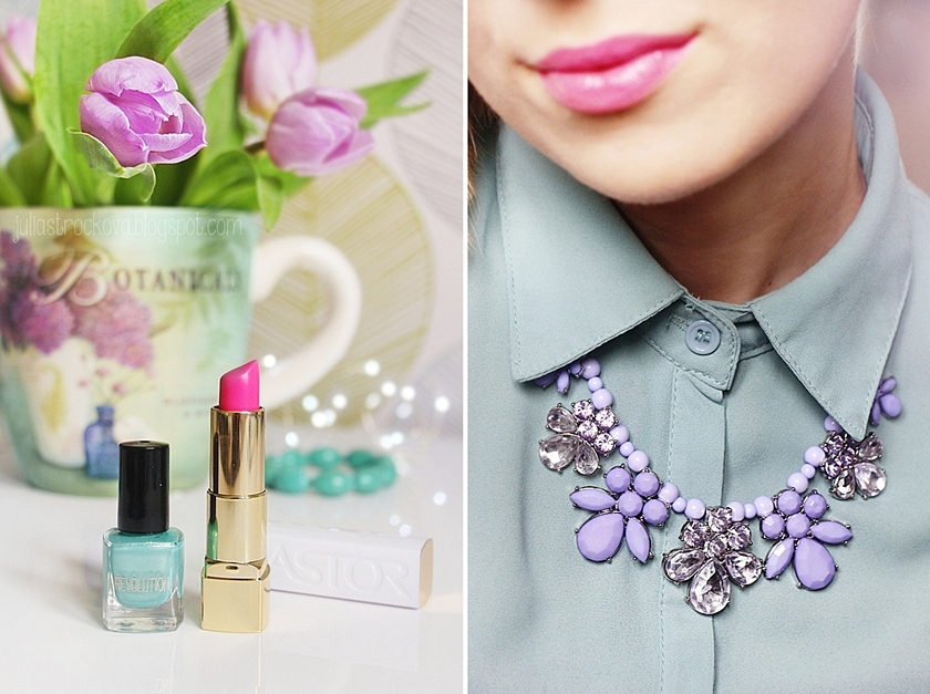 how to make mint green