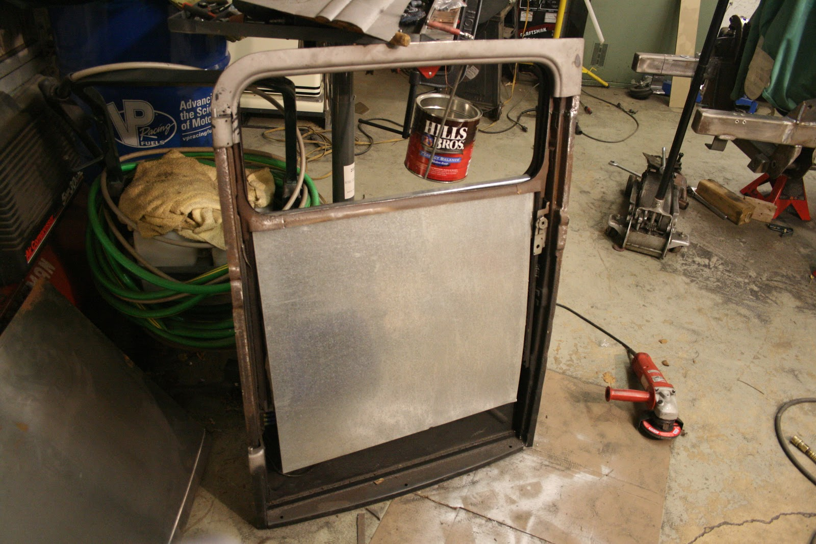 32 Ford Door Skin Fixer Upper Hella More Better Mitchell Tannahill 1932 Wiring