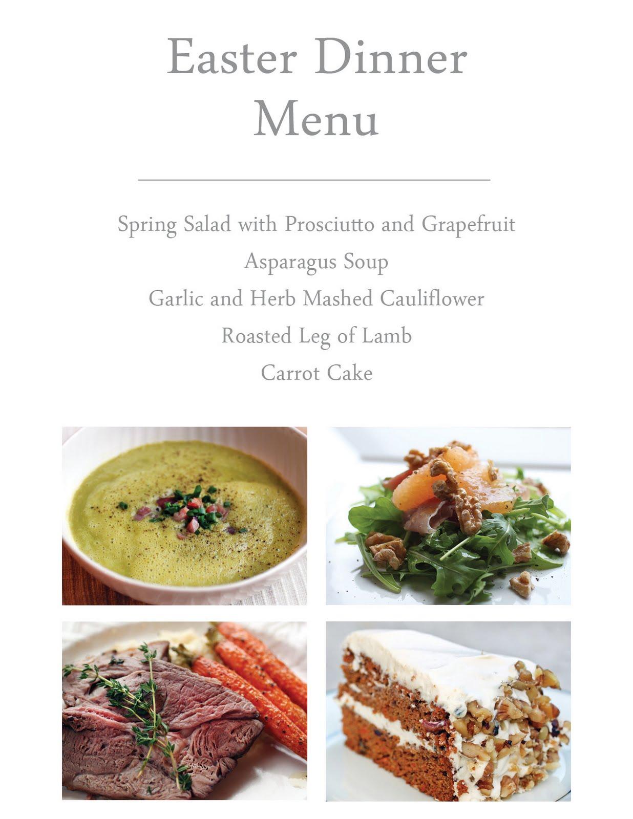 Easter Dinner - Primal Palate | Paleo Recipes