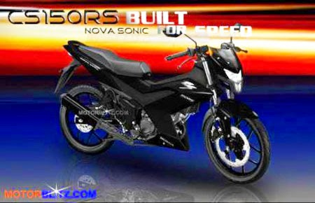 New Honda Sonic 150