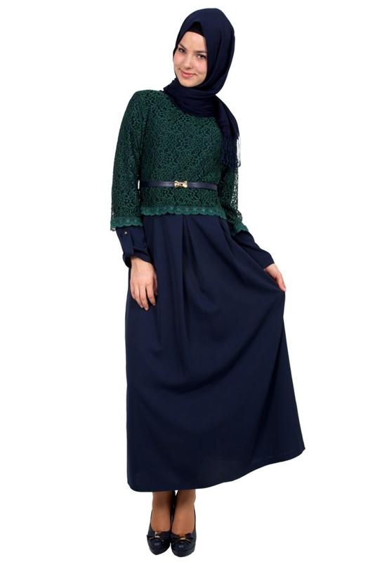 Puane 2013 Tesettür Abiye Modelleri