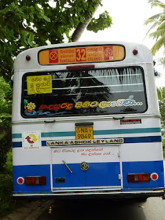 train voiture avec chauffeur bus au sri lanka