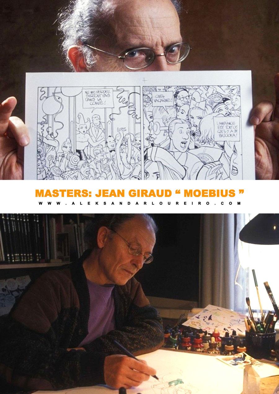 ALEKSANDAR-LOUREIRO-MASTERS--JEAN-GIRAUD-MOEBIUS