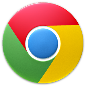 Chrome's logo