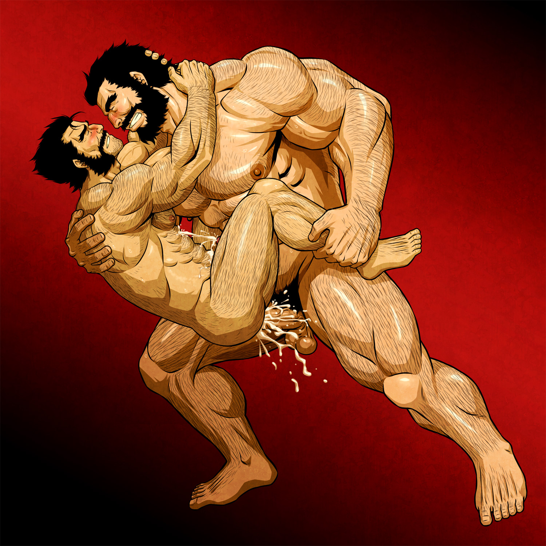 gay Hercules nudo