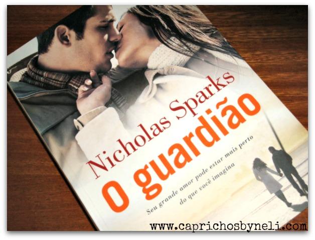 Livros, Nicholas Sparks, esmaltes