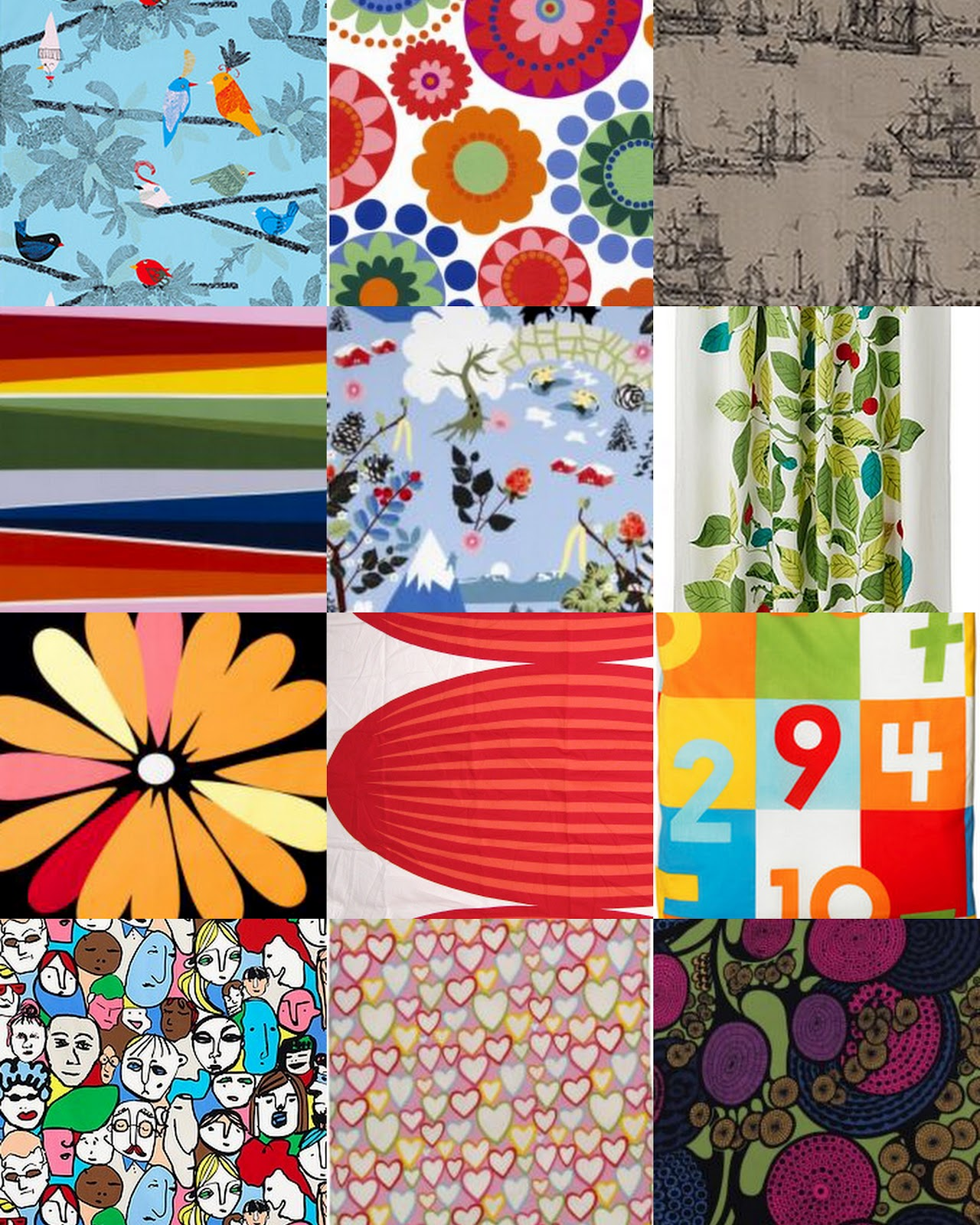 Amongst The Knick-knacks: Textile Tuesday: Ikea Edition
