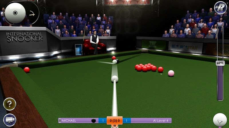 3D Pool Billiards and Snooker 1 link