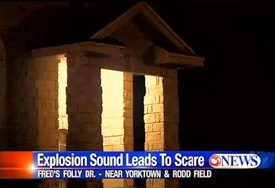 Mystery Boom Sound Frightens Residents | VIDEO
