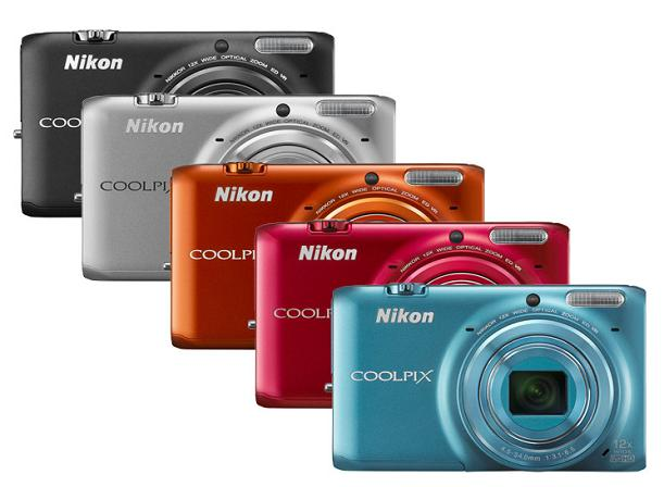 Creativity Unleashed - Nikon Coolpix S6500 Camera