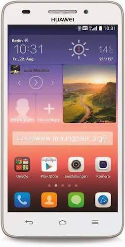 Huawei G620-L72 Myanmar Font Installer