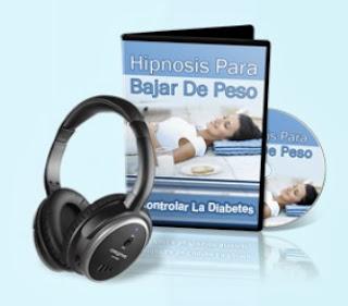 Audio hipnosis para bajar de peso parte de los bonos del método revertir la diabetes