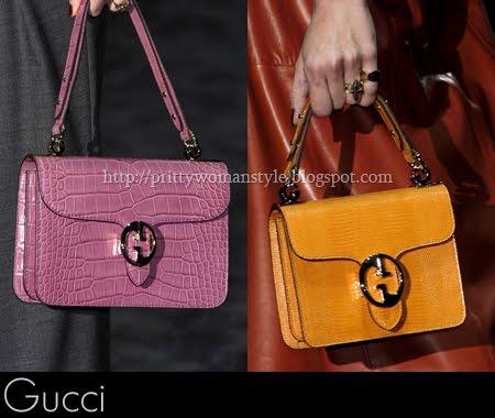 лачени чанти Gucci