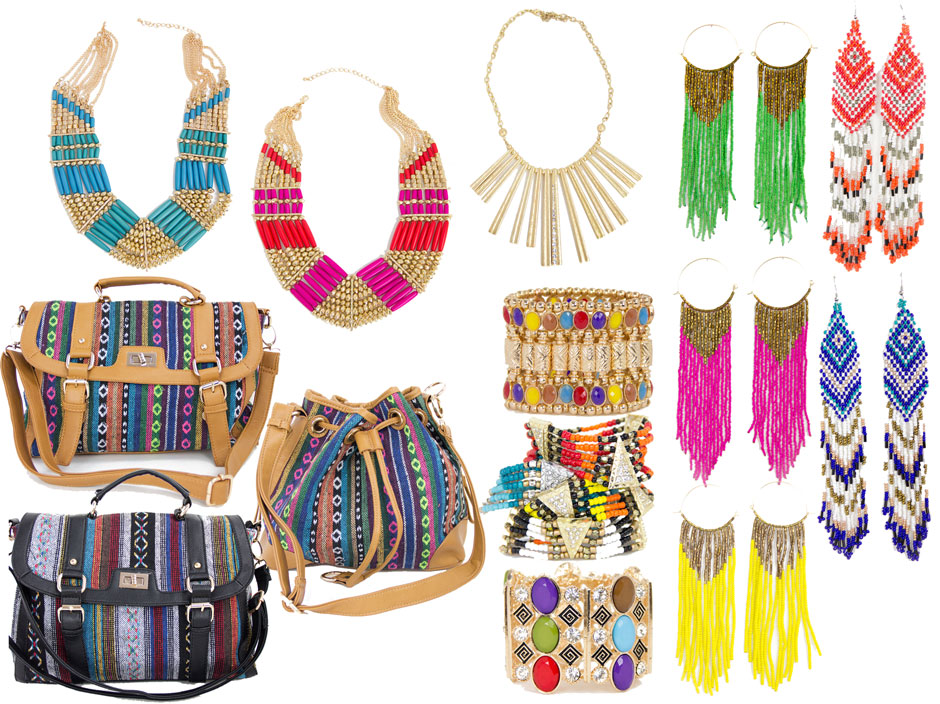 Haute and Rebellious Blog: OBSESSED WITH TRIBAL ACCESSORIES - new ...