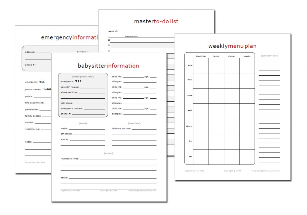 Reorganized simplicity household management binder and creating a amy bayliss offers free printables for your home management binder that include planning sections for church bible study and ministry maxwellsz