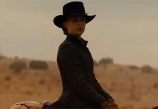Natalie Portman é vingativa em  Jane Got a Gun