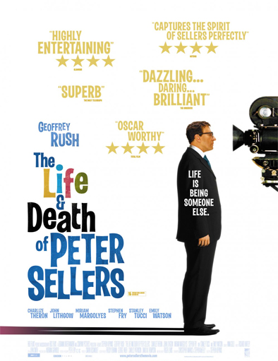 Ver Llámame Peter (The Life and Death of Peter Sellers) (2004) Online