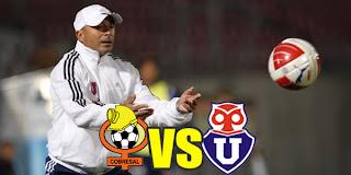 VER COBRESAL VS U DE CHILE ON LINE